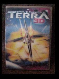 BITVA O PLANETU TERRA - 3D + 2X BRÝLE