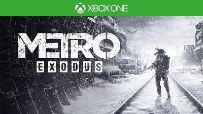 Metro Exodus - XBOX ONE (dodání ihned) 🔑