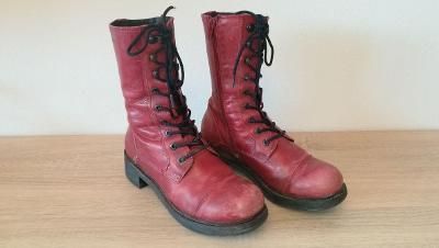 Dámské boty Ten Points vel. 37