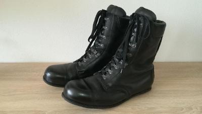 Kanady zimní, vojenské boty polní Prabos vel.47 - 31/300