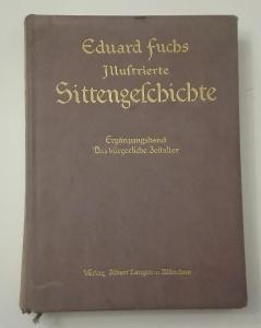 """KNIHA """"ILUSTROVANÁ HISTORIE HŘÍCHU"""" - začátek 20. století"""