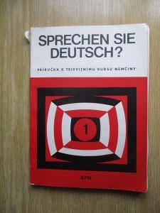 Bendová Veronika - Sprechen Sie Deutsch? Díl I (1. vydání)