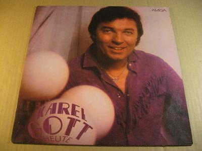 Gott Karel HEUTE LP Amiga 198?
