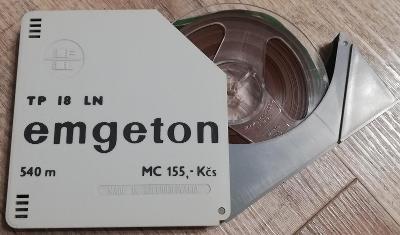 Magnetofon. pásek - stereo nahrávky B. Mai, Singers Unlimited