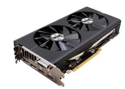 Grafická karta AMD Sapphire NITRO RX 470 8GB vadná