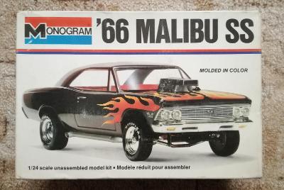 Chevrolet Malibu 1:24