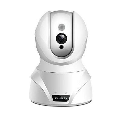 Bezpečnostní kamera WiFi IP KAMTRON HD / Od Korunky!