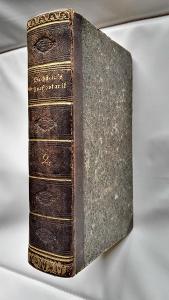 Dr. Joh. Matth. Bechstein's Forstbotanik  z roku 1812  / druha díl