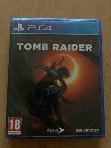 Hra ps4 Tomb Raider