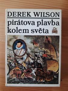 Pirátova plavba kolem světa Derek Wilson