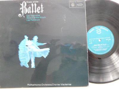 Les Sylphides Ballet Music Chopin arr. Gordon Jacob Philharmonia Orch