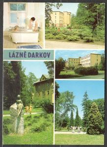 Lázně Darkov 1994, Karviná okénka socha ženy