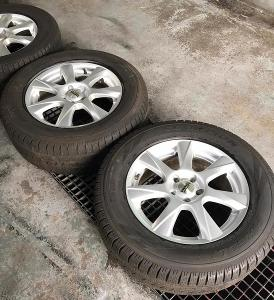 Alu kola Kronprinz Magma, zimni pneu Pirelli R17