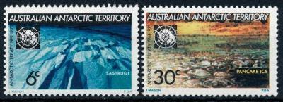 Australská Antarktida 1971 **/Mi. 19-20 , komplet ,  /L22/