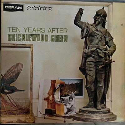 Ten Years After – Cricklewood Green - LP vinyl