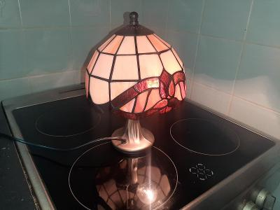 malá lampička