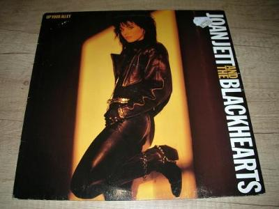 Joan Jett And The Blackhearts ‎– Up Your Alley (1988)  TOP STAV!!!