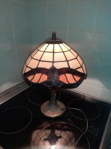 větší lampička