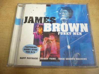 CD JAMES BROWN / Funky Men