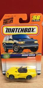 MATCHBOX 1998 ´´ DODGE VIPER RT/10 ´´ #56