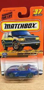 MATCHBOX 1999 ´´ DODGE VIPER RT/10  ´´ #37