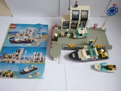 Lego 6540 City/System, Policejní stanice z 90 let