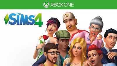 The Sims 4 - XBOX ONE (dodání ihned) 🔑
