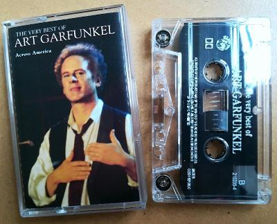 MC ART GARFUNKEL-ACROSS AMERICA/GLOBUS 1997