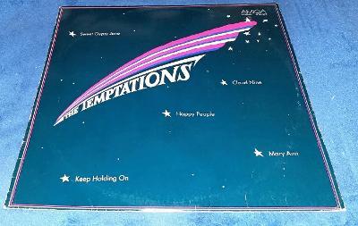 LP The Temptations - The Temptations
