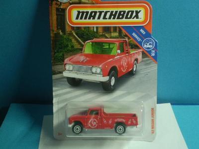 MATCHBOX -  1962 NISSAN JUNIOR - NEROZBALENÝ