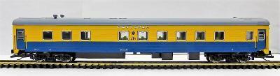 TT-MODEL 2260 Jídelní vůz - Vlak JANTAR RZD Ep.V / TT 1:120