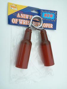 Silič prstů ve tvaru pivní láhve(2 ks-1 pár).