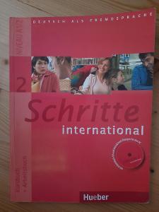Schritte international 2 kniha s CD
