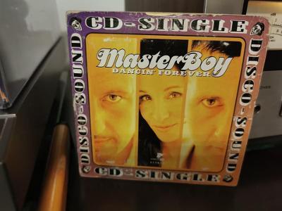 CD singl Masterboy - Dancin Forever