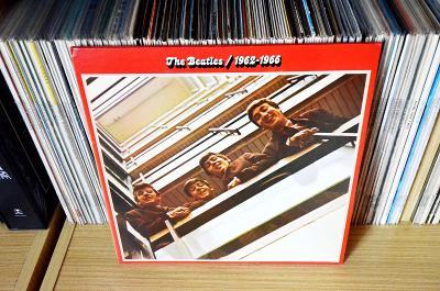 2LP THE BEATLES - 1962-1966 - 1st press JAPAN EAP-9032B