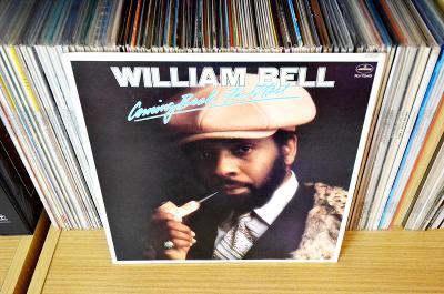 WILLIAM BELL - Coming Back For More - 1st press JAPAN RJ-7245