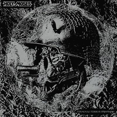 HOLY MOSES - Terminal Terror 1991 CD vynikající stav !