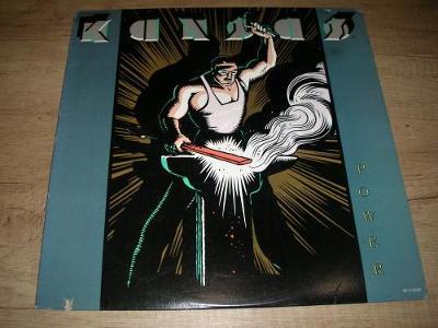Kansas  – Power (1988) 1.Press  ,USA ,TOP STAV!!!