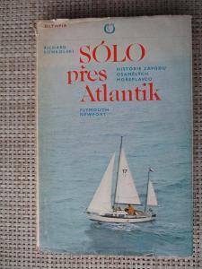 Konkolski Richard - Sólo přes Atlantik  (1. vydání)
