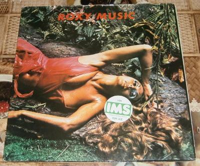 LP - Roxy Music - Stranded /příloha/ (Germany 1977) / Perfektní stav!