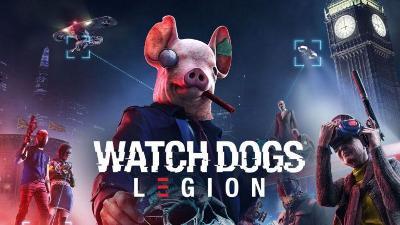Watch Dogs: Legion - UPLAY (dodání ihned) 🔑