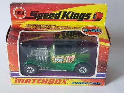 Matchbox SpeedKings K-50 STREET ROT