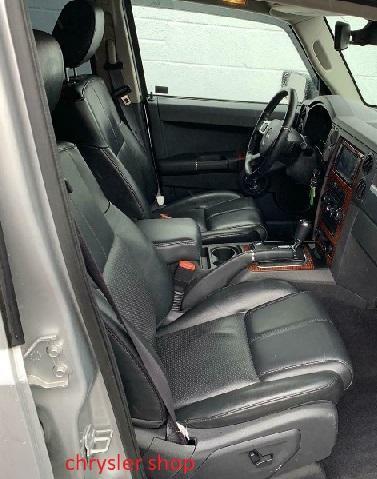 Jeep Commander 06-10, sada sedaček + čalounění MOPAR