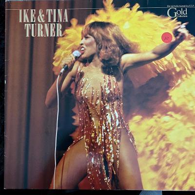 Ike & Tina Turner – Gold Collection - 2 x LP vinyl