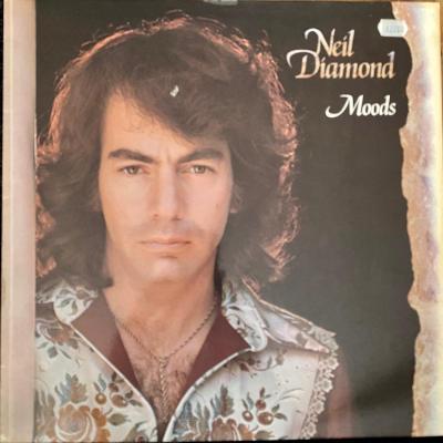 Neil Diamond – Moods - LP vinyl