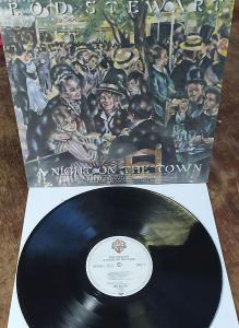 LP Rod Stewart – A Night On The Town VG+/EX
