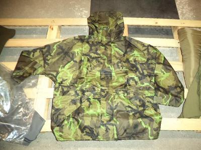 NOVÁ bunda pro příslušníky ILS ačr vz.95 velikosti na výběr