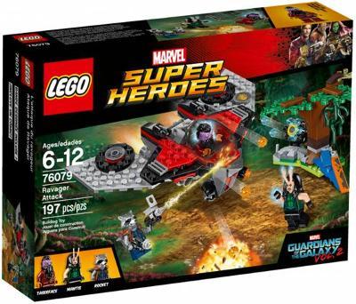 LEGO 76079 Super Heroes - Útok Ravagera