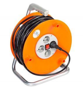 Prodlužovací kabel na bubnu 50m buben 3x1,5mm 230V PM-PB-50