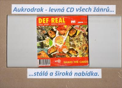 CDM/Def Real-Daar Gaan We / Shake The Cards